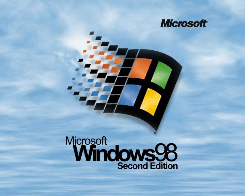 Превью операционной системы Windows98