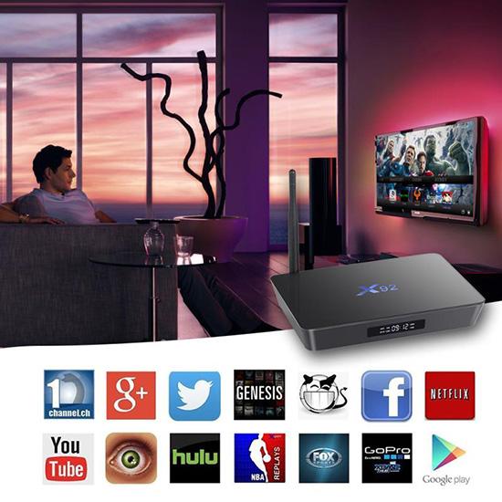 Возможности телевизора с Smart TV приставкой