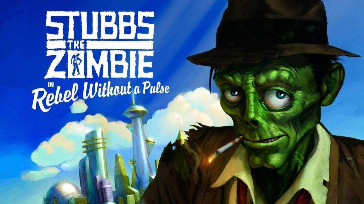 Превью игры Stubbs the Zombie