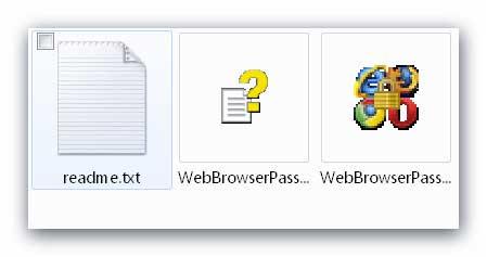 Файлы из разархивированной папки