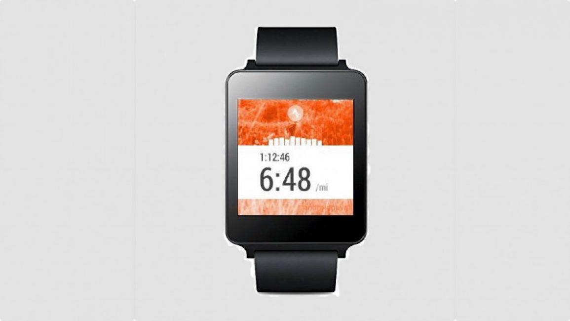 Приложения для фитнес браслетов Strava Running