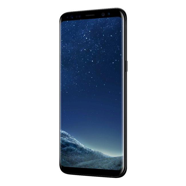 Внешний вид телефона Samsung Galaxy S8