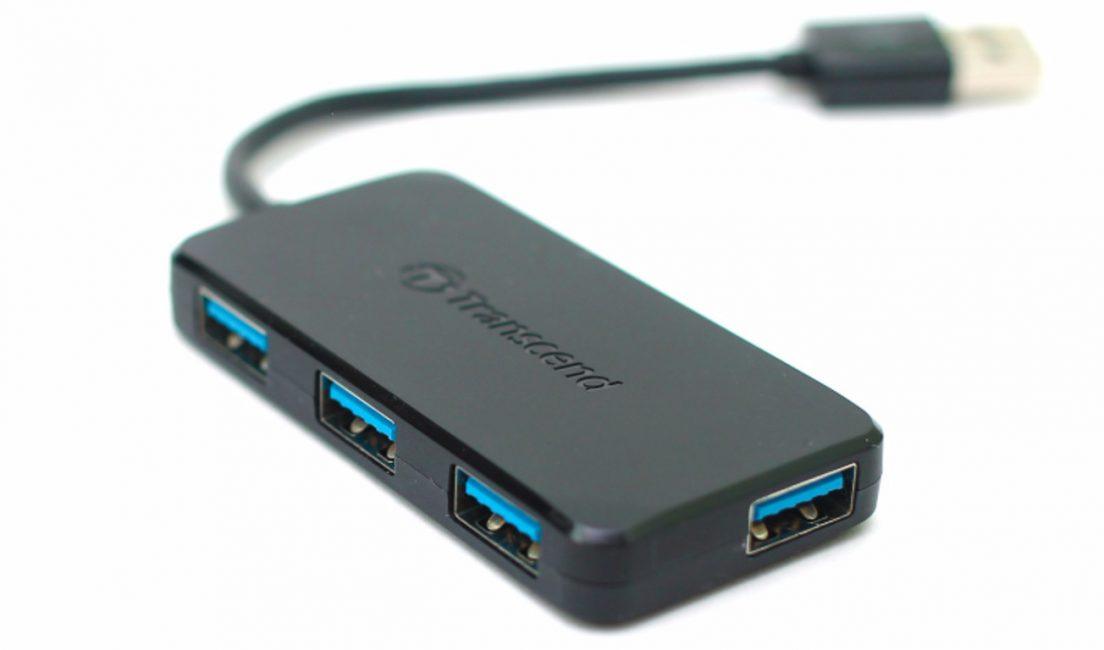 Внешний вид USB HUB
