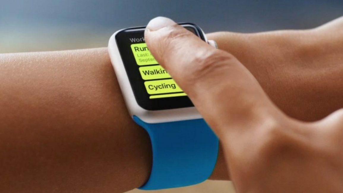 Приложения для фитнес браслетов Apple watch workout