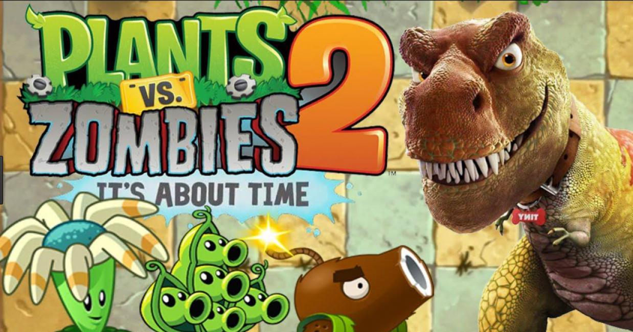Превью игры Plants vs. Zombies 2