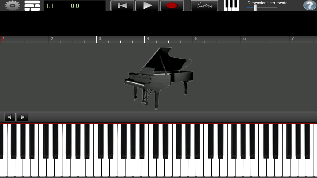 Программа для создания музыки на андроид Recording Studio Lite