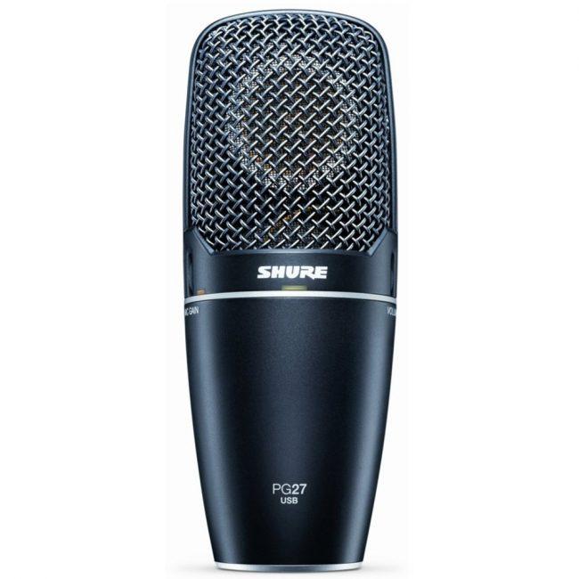 Внешний вид микрофона Shure PG27