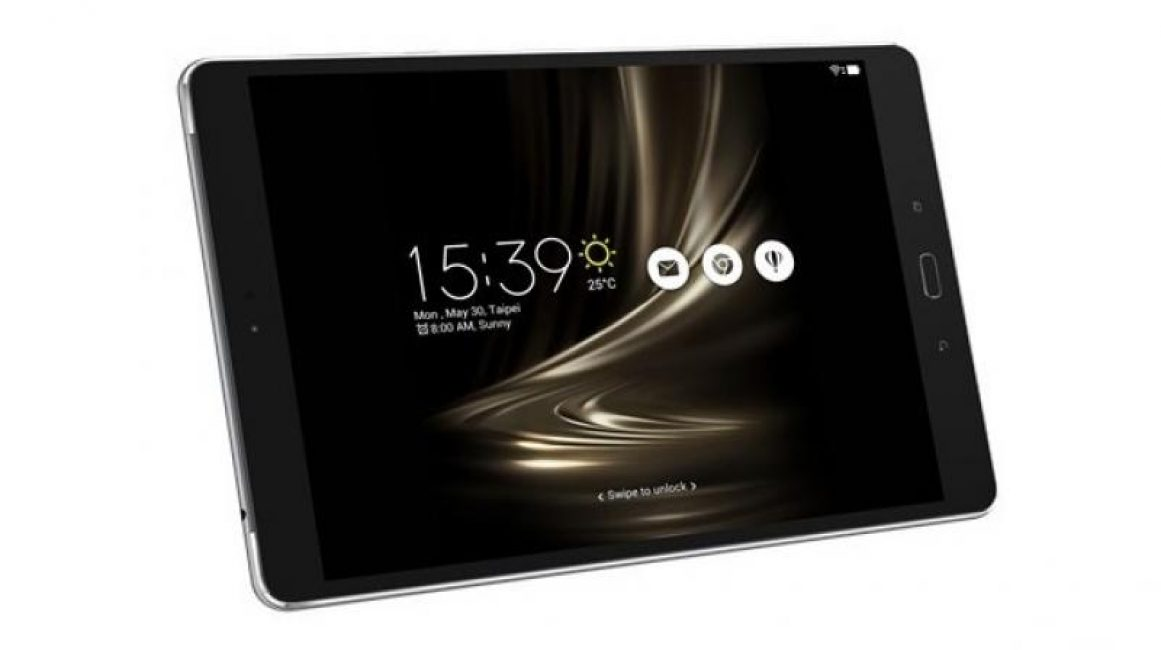 Внешний вид планшета Asus ZenPad 3s 10 LTE