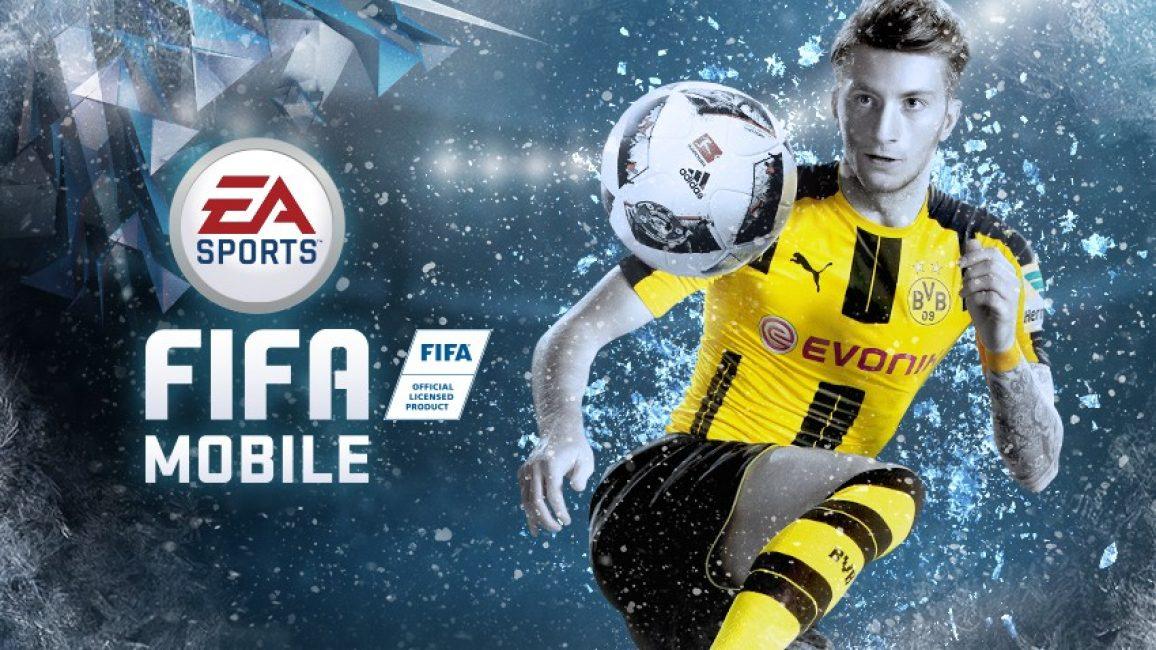 Игра FIFA Футбол