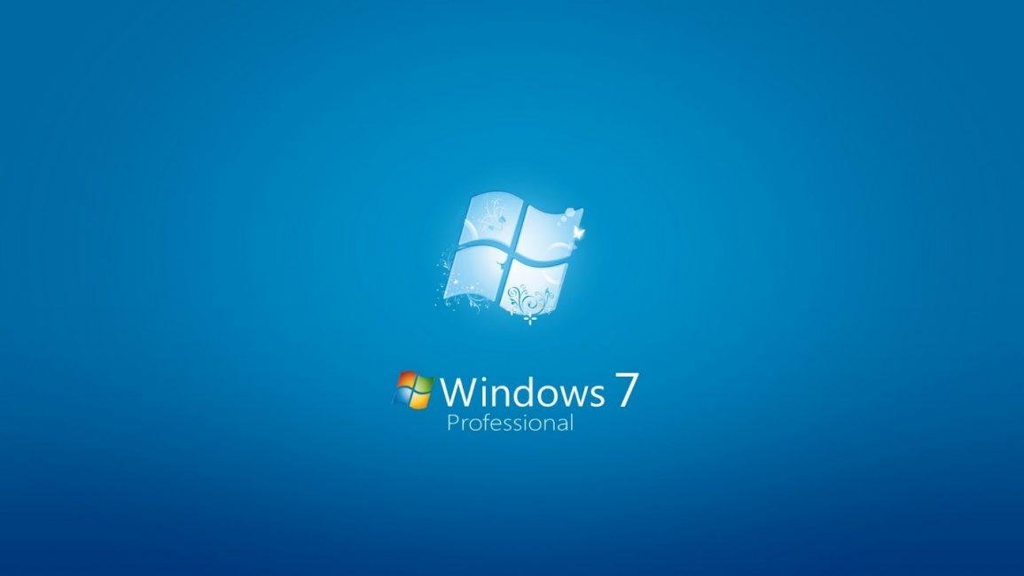 Превью операционной системы Windows 7
