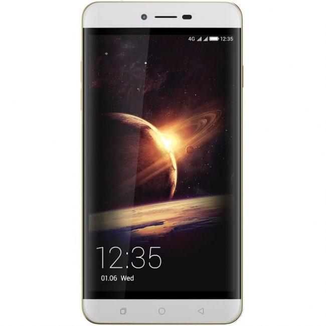 Внешний вид телефона Coolpad Torino White