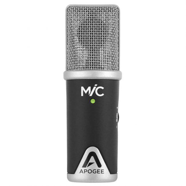Внешний вид микрофона Apogee MiC 96K