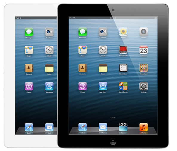 iPad 4 (iPad with Retina Display