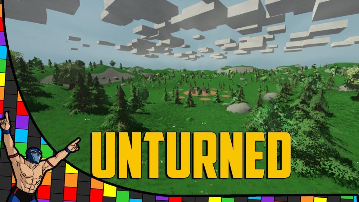 Превью игры Unturned