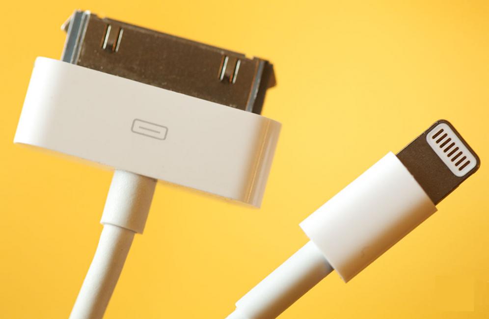 Отличия между кабелями для зарядного устройства