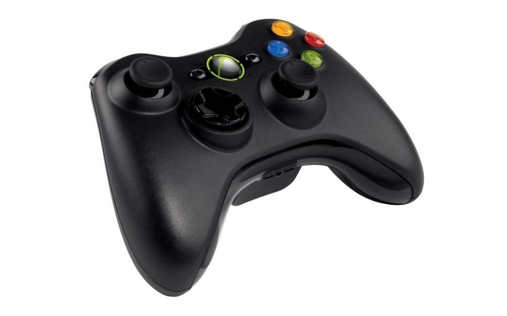 Беспроводной игровой манипулятор Xbox 360