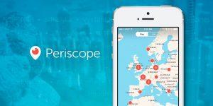 Что такое Periscope? Всё про сервис трансляции