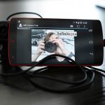 Как подключить веб камеру через телефон?