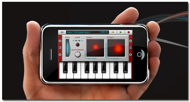 ТОП-15 приложений для создания музыки на андроид