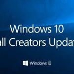 ТОП-10 новинок Windows 10 Fall Creators Update