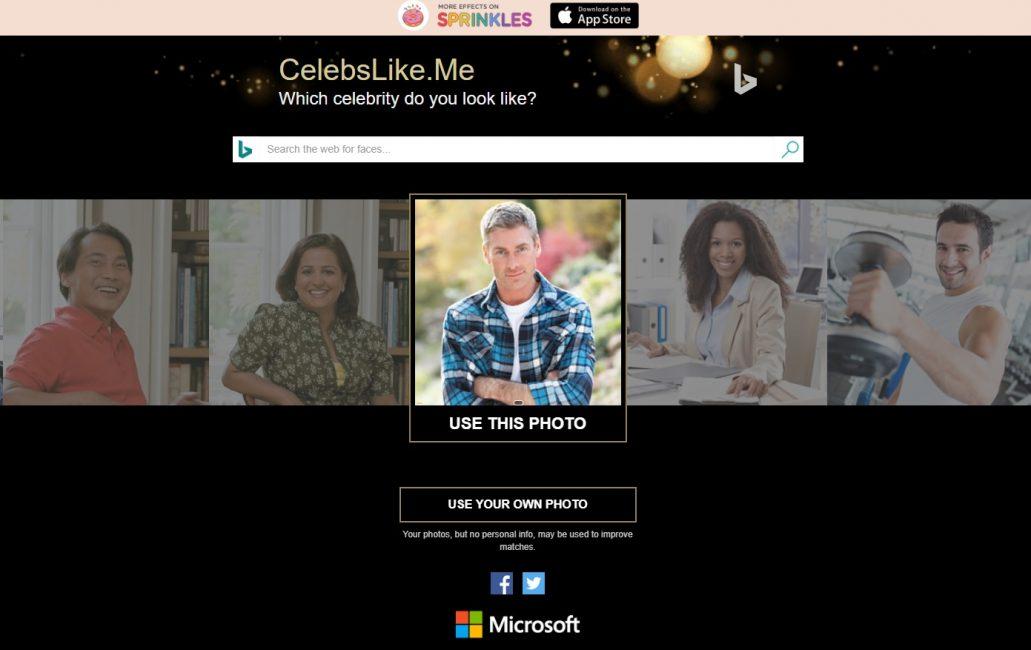 Сайт Сelebslike.me
