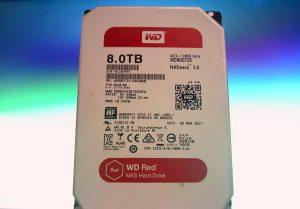 5 фактов о WD RED 8tb: Обзор тихого NAS-накопителя +Отзывы