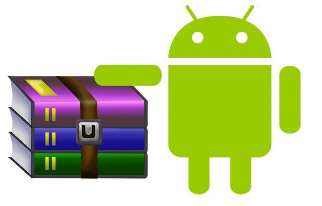 RAR для Android