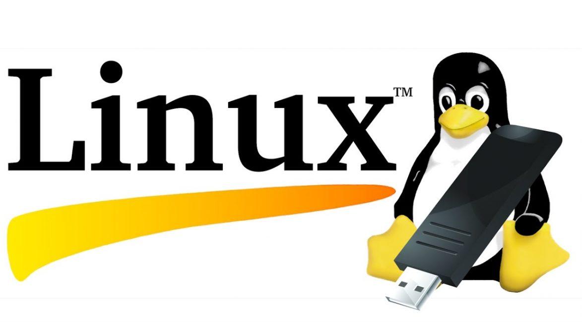 Загрузочная флешка для Линукс