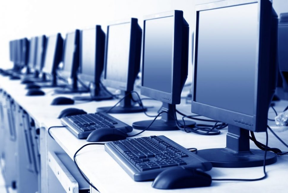 История развития компьютерных технологий