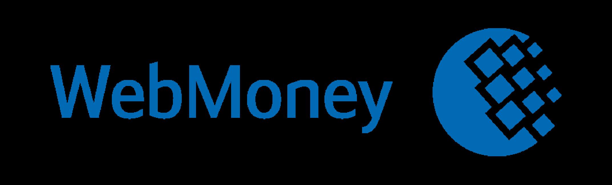 Логотип сервиса WebMoney