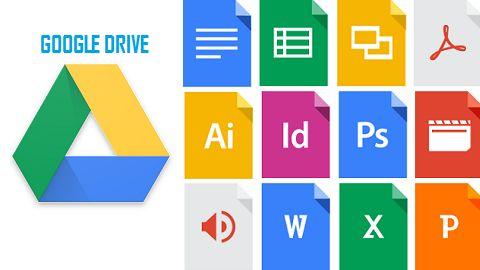 Хранилище Google Drive