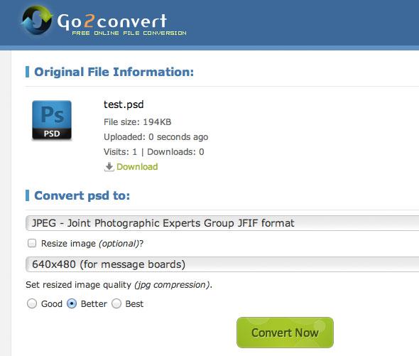 Go2Convert
