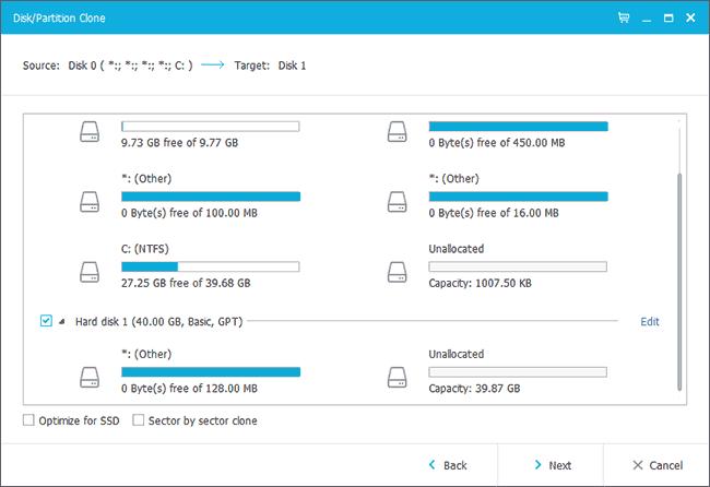 Выбор SSD для переноса системы