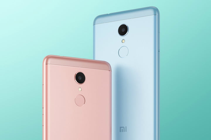 Камеры Xiaomi Redmi 5 и Redmi 5 Plus