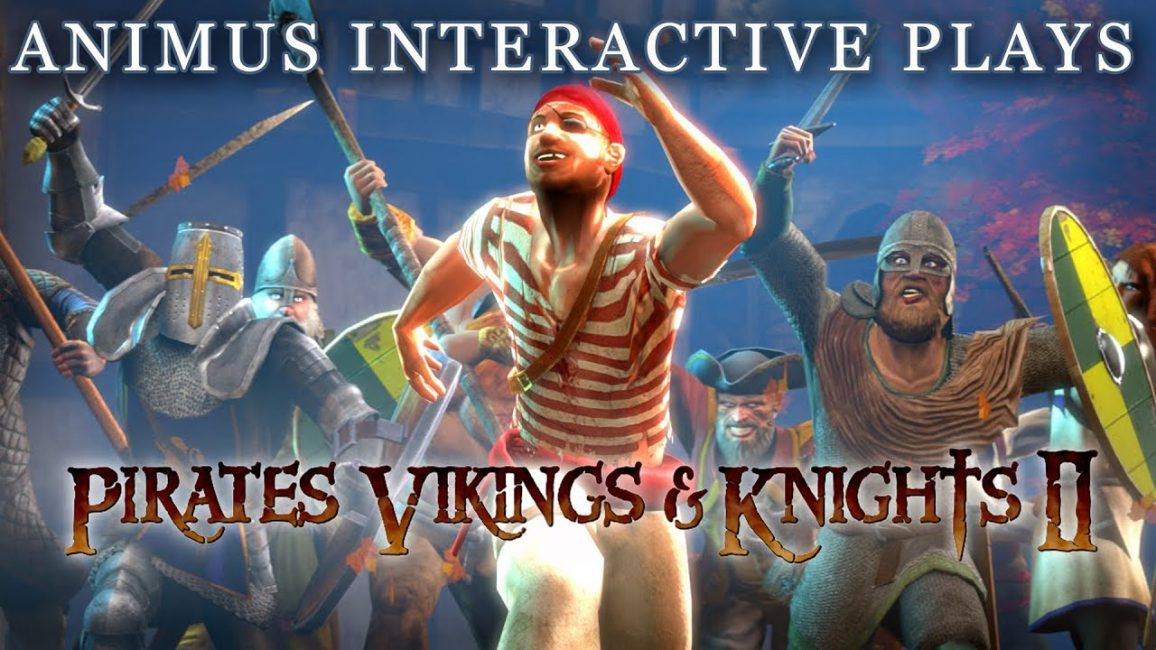 Pirates, Vikings and Knights 2