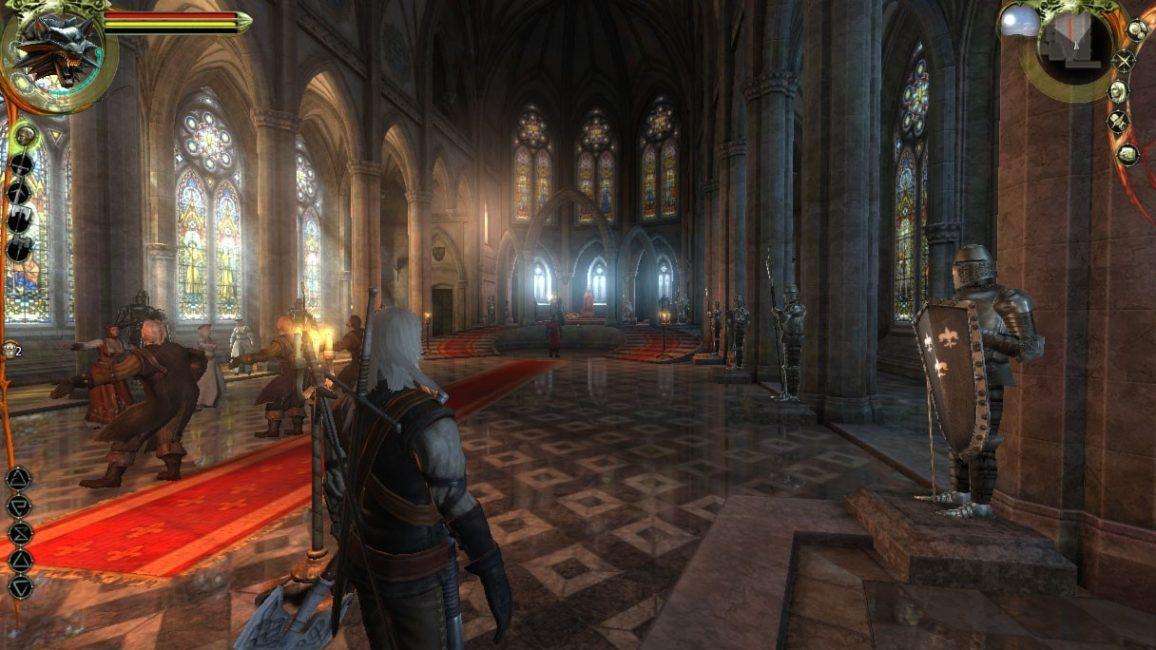 Скриншот локации
