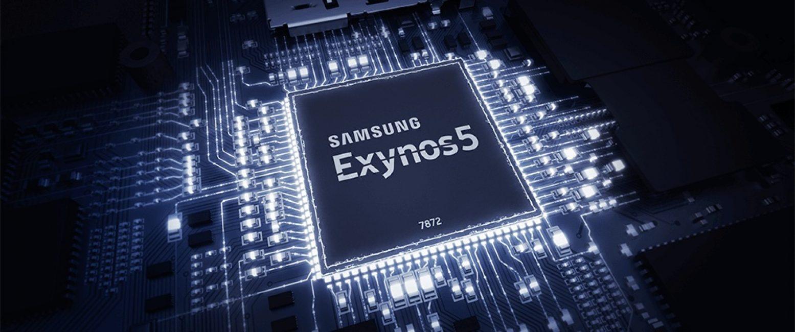 В телефоне использовали процессор Exynos