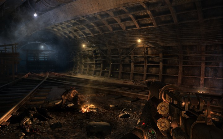 Вид из метро
