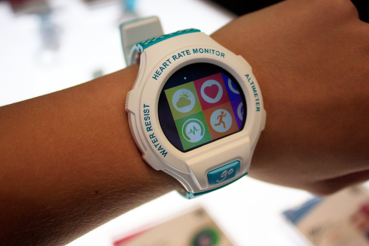 Alcatel OneTouch Watch Go