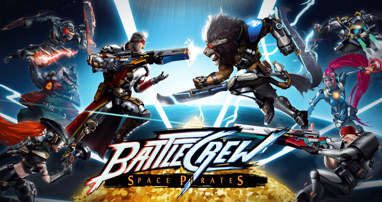 BATTLECREW™ Space Pirates