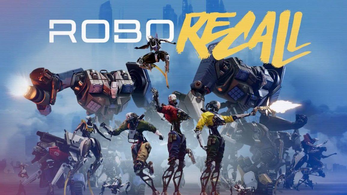 Превью игры Robo Recall