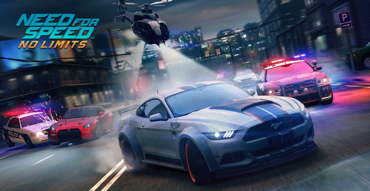 Превью игры Need for Speed No Limits VR