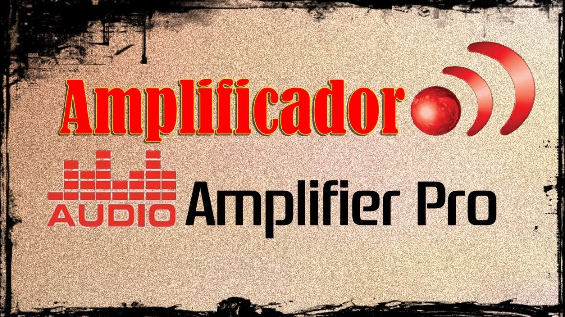 Audio amplifier Pro