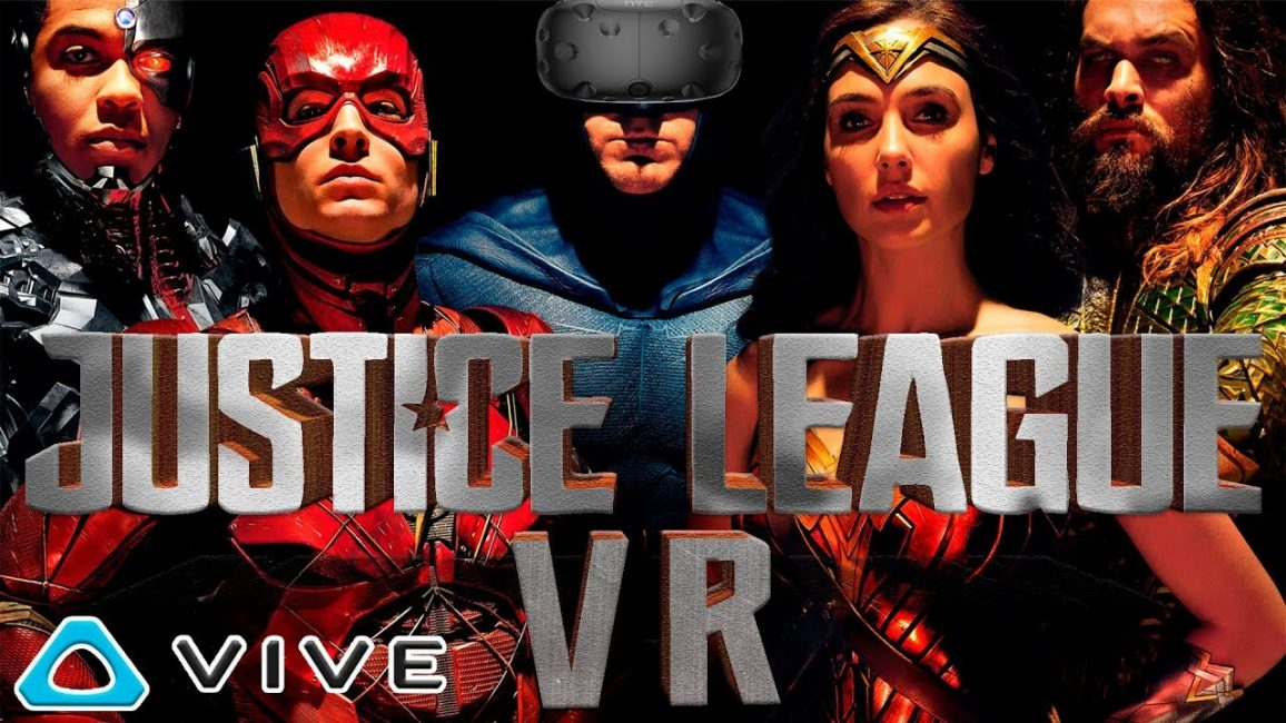 Превью игры Justice League VR: The Complete Experience