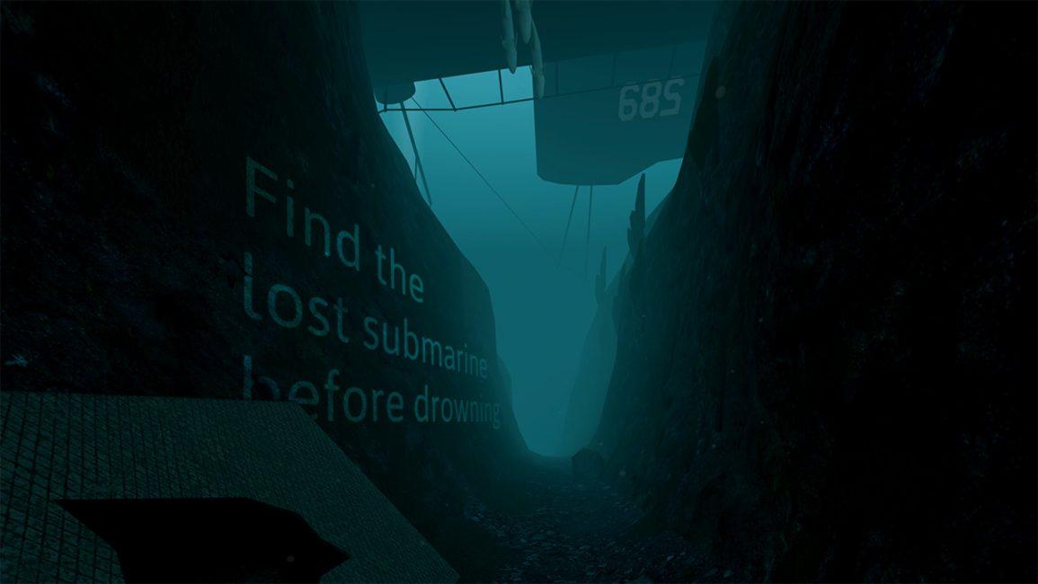 Превью игры Apnea VR