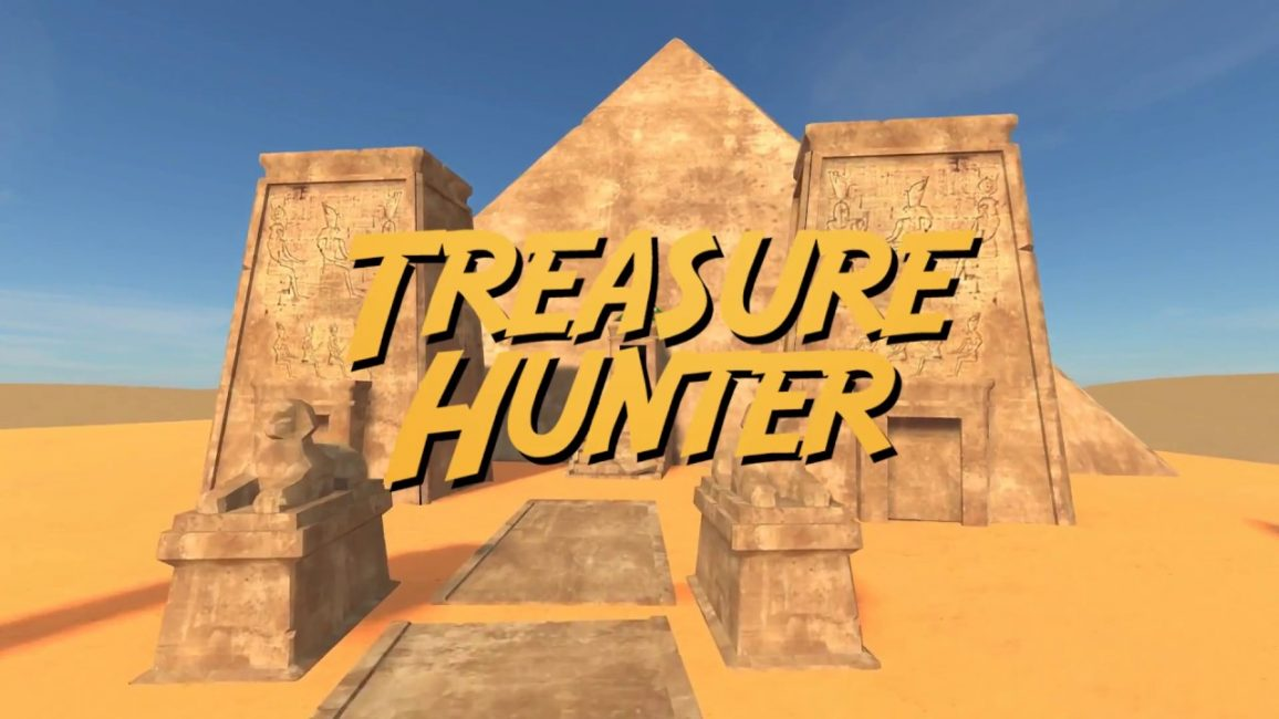 Превью игры Treasure Hunter VR