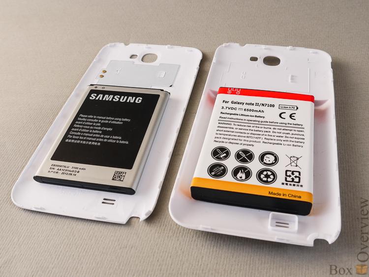 Аккумуляторная батарея смартфона