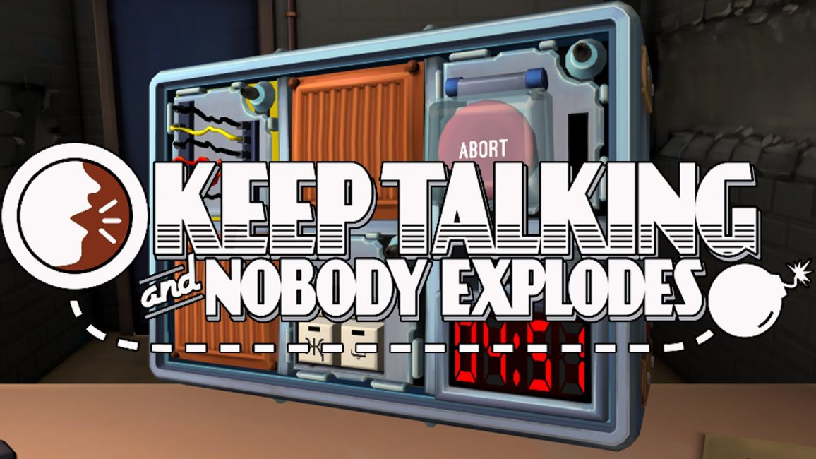 Превью игры Keep Talking and Nobody Explodes