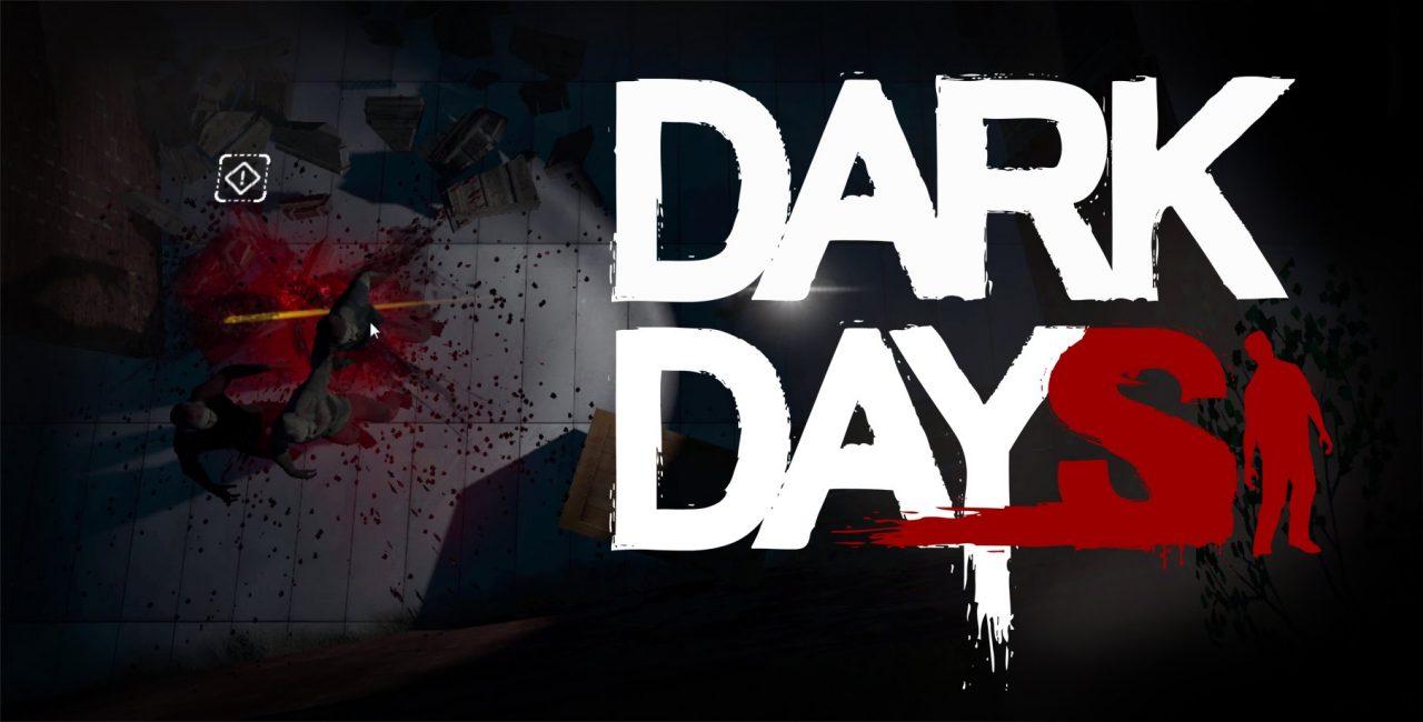 Заставка игры Dark Days