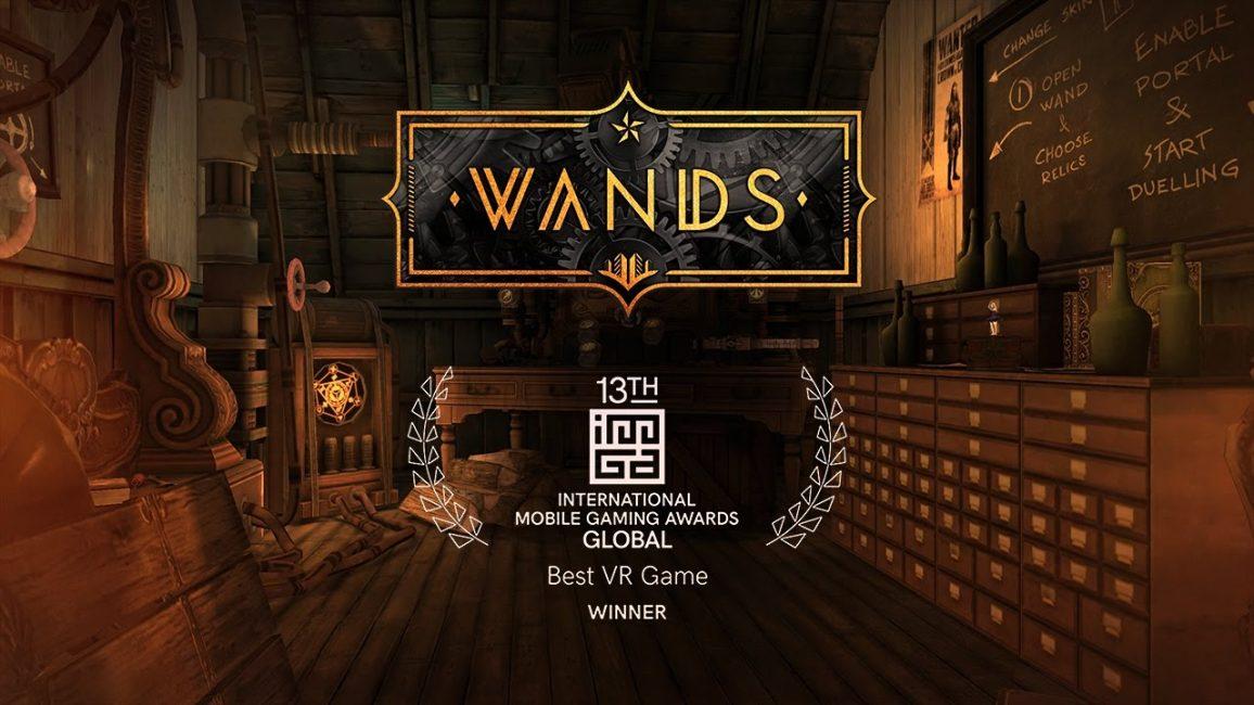 Превью игры Wands